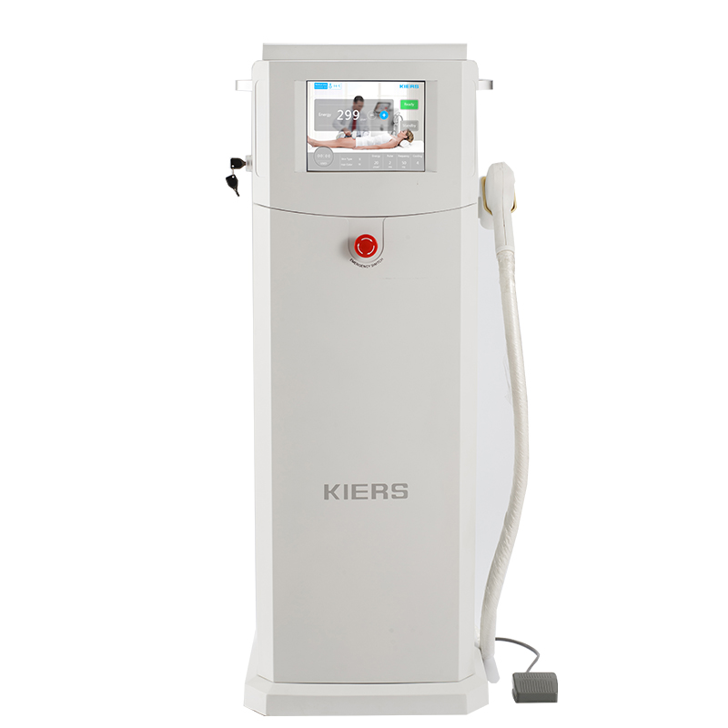 Pain free 808nm diode laser depilation