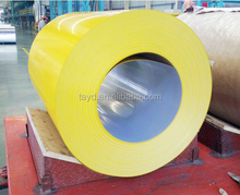 prepainted galvanized steel coils from hualu