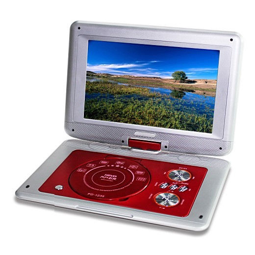 Vision Protection DVD Player w/LED Screen