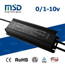 Flicker free 0-10V PWM dimmable LED driver 150W 1050ma 1700ma 2100ma 2500ma 4800ma
