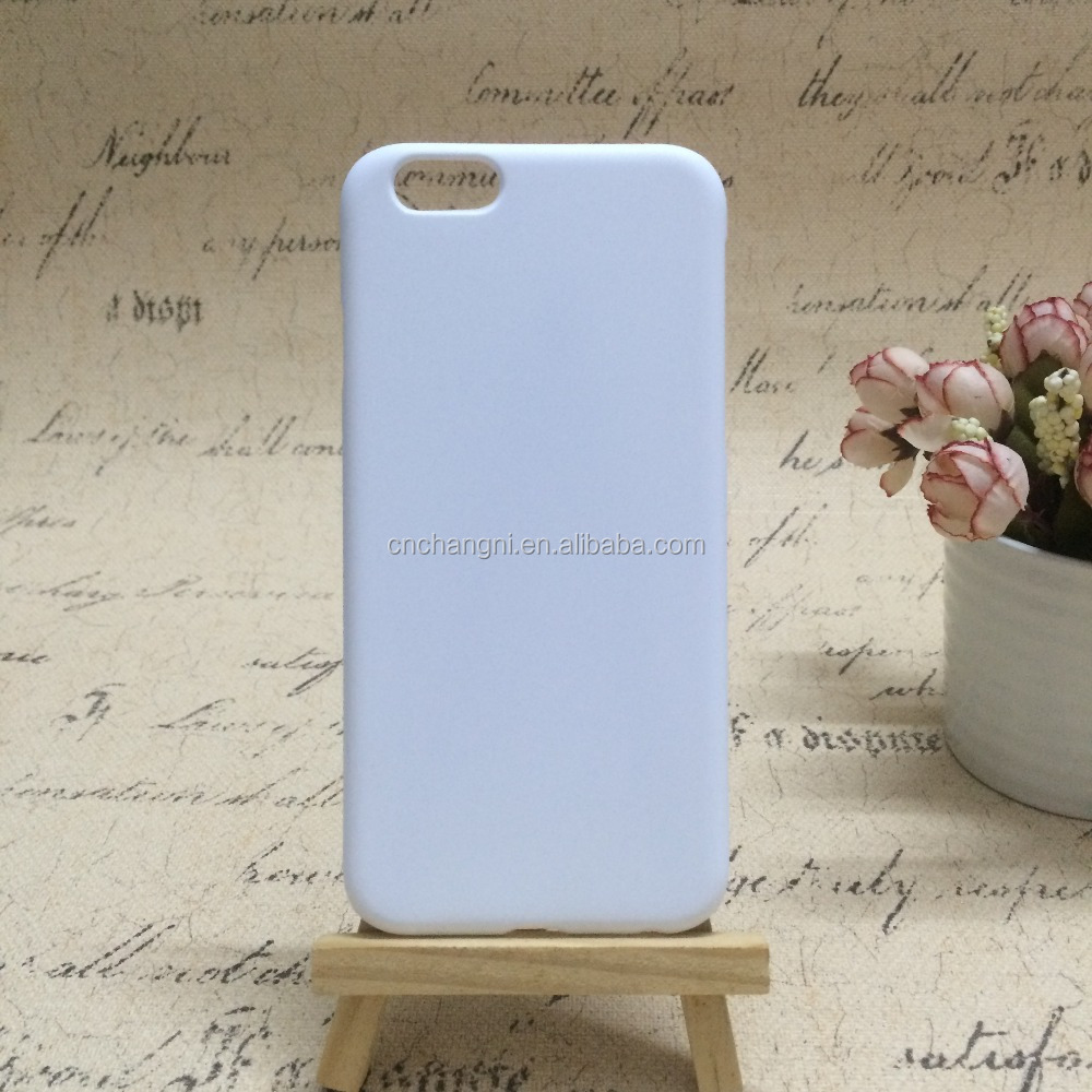 DIY sublimation case for Iphone 6/6s For 3d Blank Sublimation Printing Effect Case