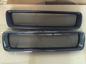 Carbon Fiber Car Front Grille For 2009 Volvo C30