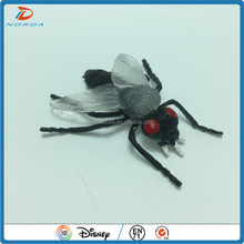 2017 factory price small plastic insects