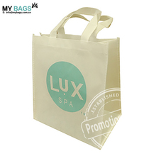 Customized promotional wholesale big oversize extra large size shopping bags design