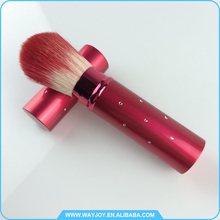 makeup tools blushing with brush guard