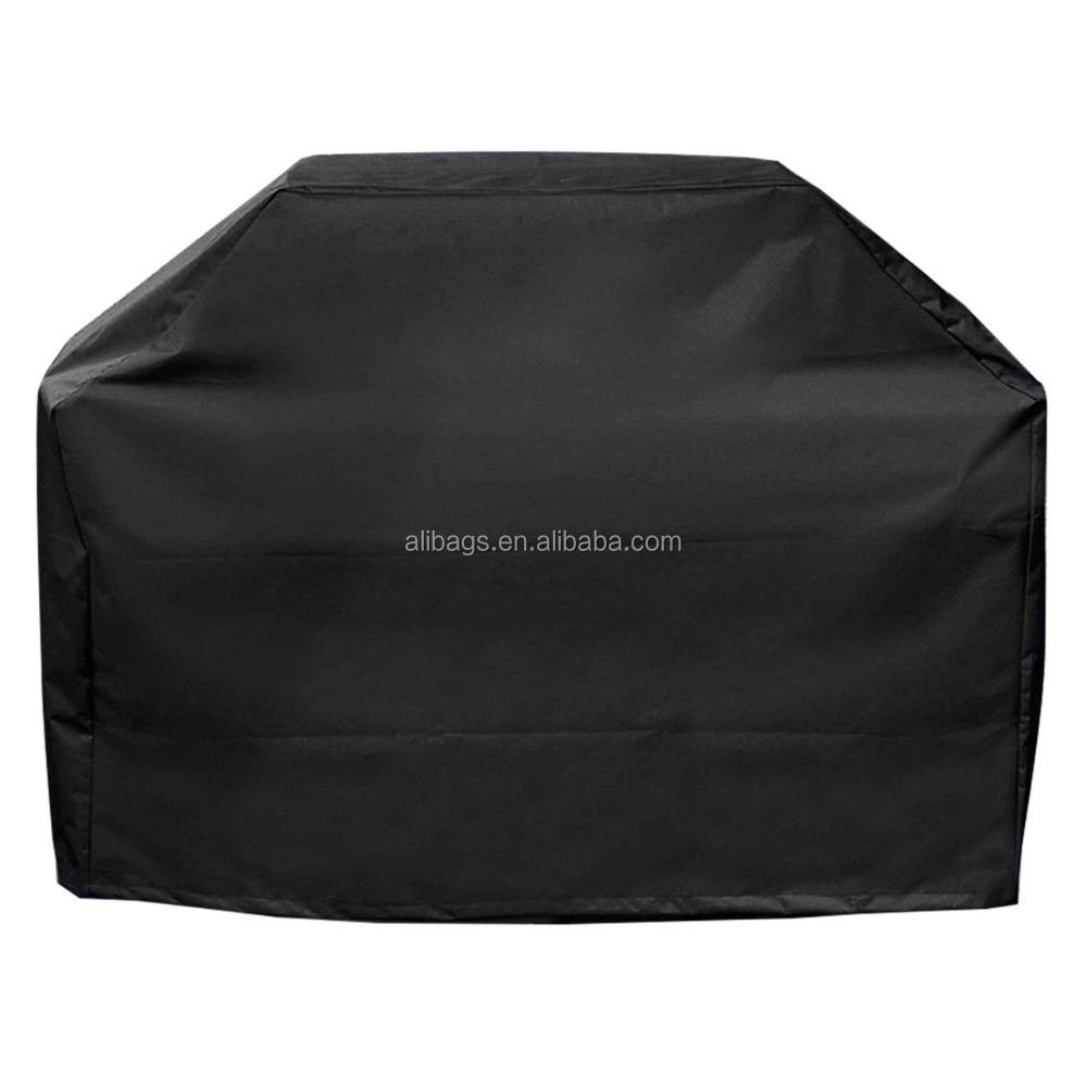 Grill Cover, Medium 58-Inch BBQ Cover Waterproof, Heavy Duty Gas Grill Cover for Weber