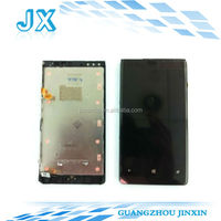 Mobile Phone LCD for Nokia Lumia 920 LCD Touch Screen Assembly with Frame