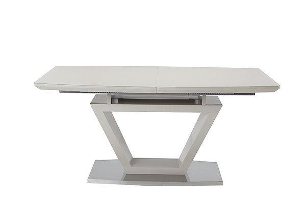 long square extendable dining kitchen table