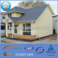 Low Cost Homes Economic Prefabricated Houses Modern Steel Villa