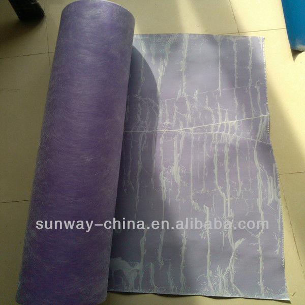 0.8mm self adhesvie waterproofing membrane