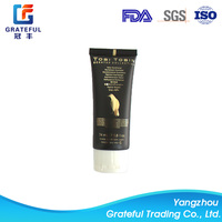 Design young girls tube cosmetic plastic tube wholesale
