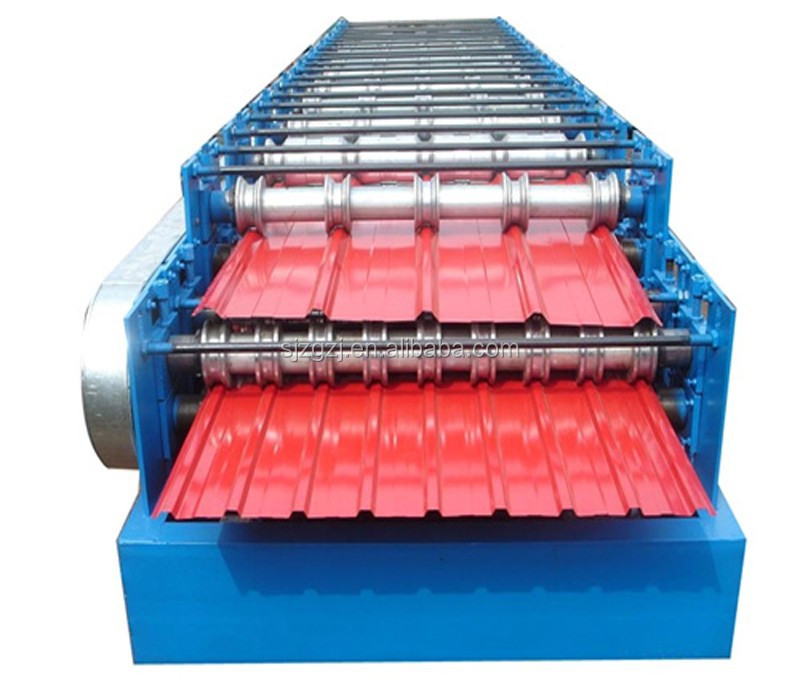 alibaba china hot dip galvanizing machine tile roll forming machine portable roll forming machines boats for sale