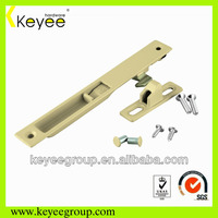Locks for aluminum windows