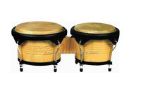 High Quality Woodmade Bongo Percussion