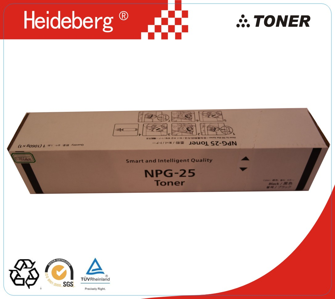 Compatible toner cartridge for Canon NPG-25/GPR-15