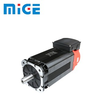 Spindle Motor for Milling Machine