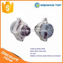 Auto Spare Parts 100211-3430 / 13241 Car Part Alternator for toyota