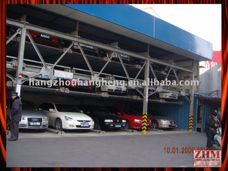 Prefabricated Cost-effective steel frame carport parts