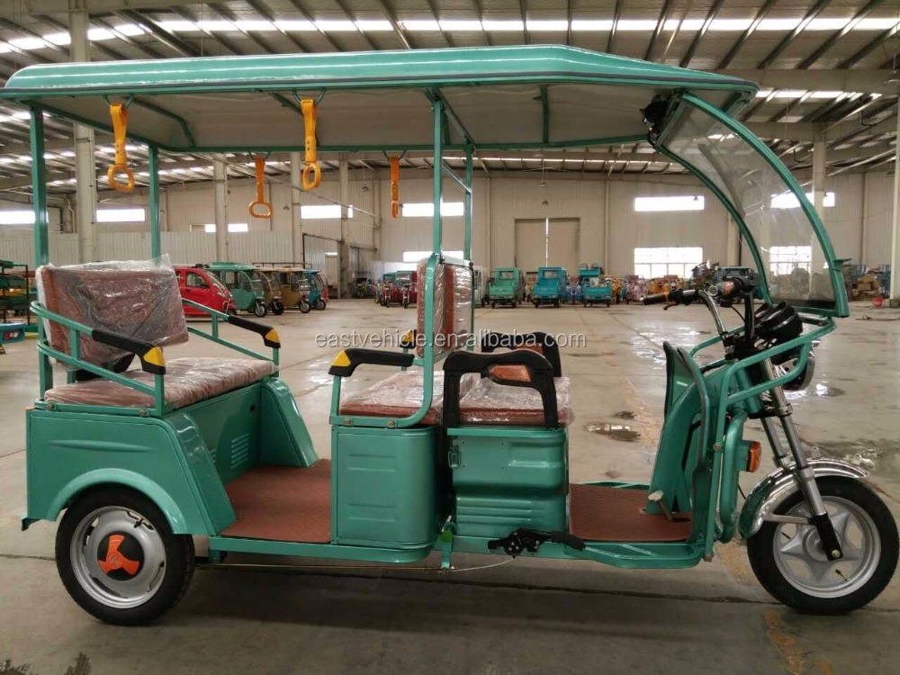 Battery power engine electric car 3 wheel popularity auto rickshaw
