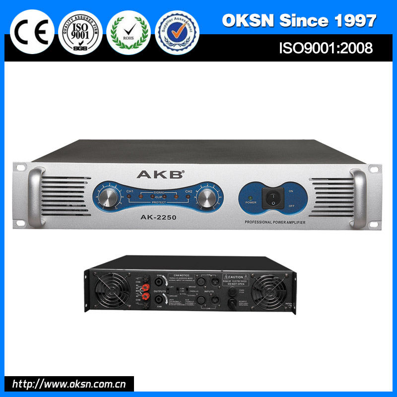 AKB AK-2350 switching power amp