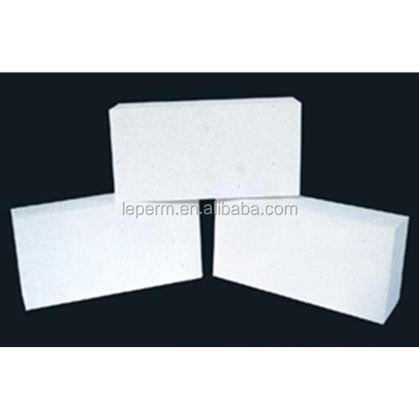 High temperature industrial furnace used alumina bubble brick