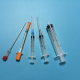 Disposable Syringe With Catheter Tip 50/60ml