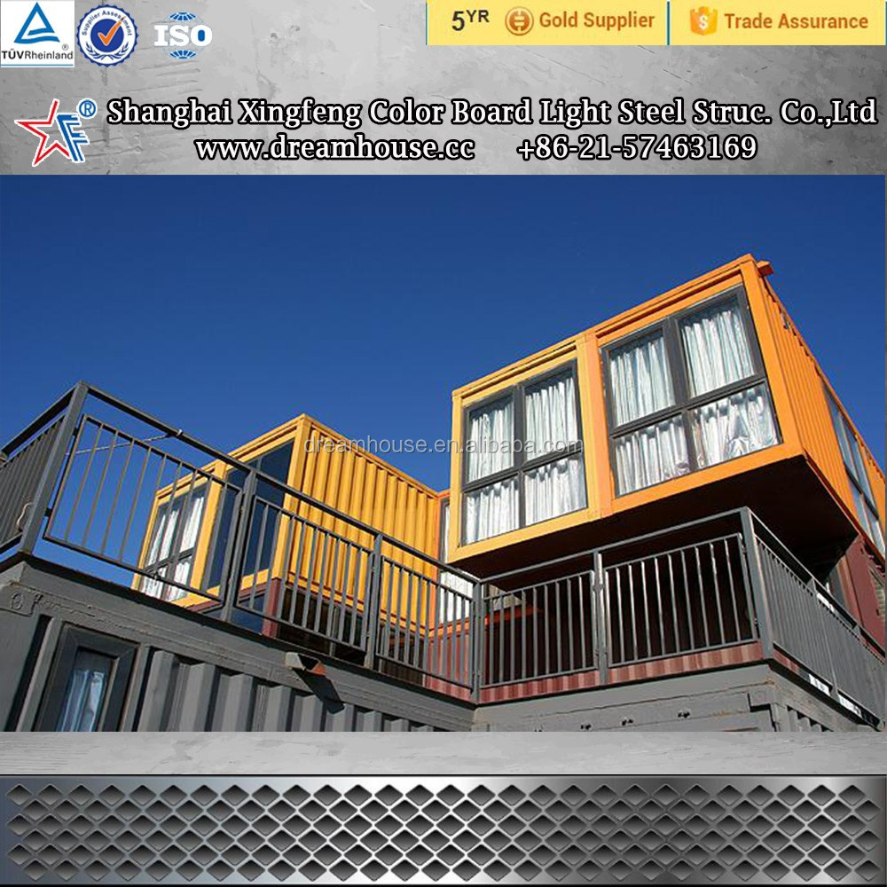 container homes 40ft/mobile container bar/40ft container house
