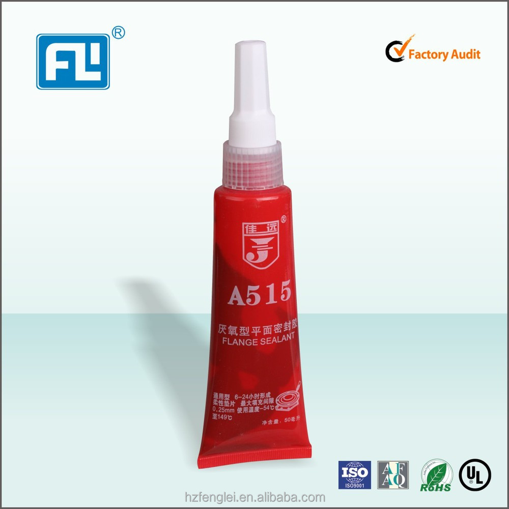 FL High temperature resistance anaerobic sealant 510, Anaerobic flange sealant Anaerobic Adhesive 510 515 518