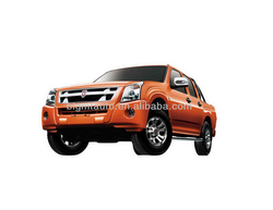 SY1028 2015 Chinese made 4wd double cabin PICKUP car, auto pickup factory with assembly line