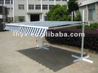 2x2.5M retractable garden awning