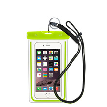 For Apple IPhone 8 Unbreakable Waterproof Cell Phone Case with Cord