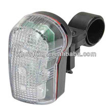 0.5W Bicycle Safety LED Rear Light