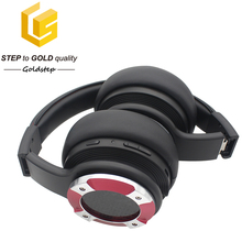 Latest Foldable High fidelity Bluetooth Headphones, Adjustable headband, Wireless & Wired Headset
