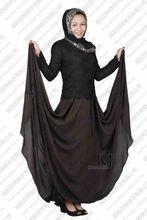 2013 Modesty New Design Abaya of Jeddah 8007