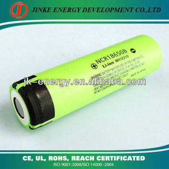 Top capacity Panasonic 18650 battery ORIGINAL