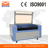 MT-L1410 double heads co2 laser cut machine for acrylic