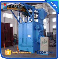 Automatic hook type shot blasting machine,Derusting cleaning equipement