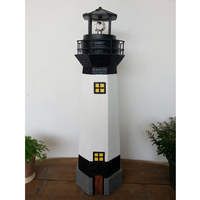 Home Indoor Decorative Resin Lighthouse Figurine Ornaments for Sale