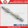 Hardware Fasteners Threaded Rod With Nut
