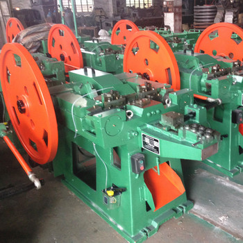 Machine Production Of Nail