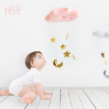 Children room cute fabric home decor for baby