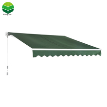 Fengxin Motorized Balcony Aluminum No-Cassette Retractable Awnings