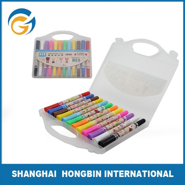News Design High Quality Promotion Gel Highlighter Set