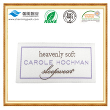 Customized Clothing Label Washable Woven Tags