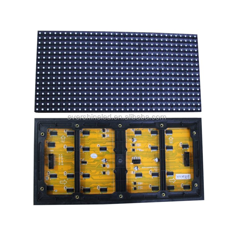 High brightness outdoor 3535 SMD p10 rgb led module