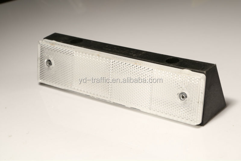 CE Factoty Price guardrail delineator highway guardrail delineator traffic safety products