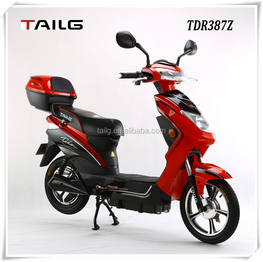 China price TAILG popular design vespa pedal electric chopper bike