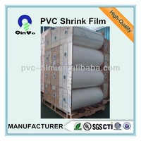 pvc shrink film heat shrinkable film
