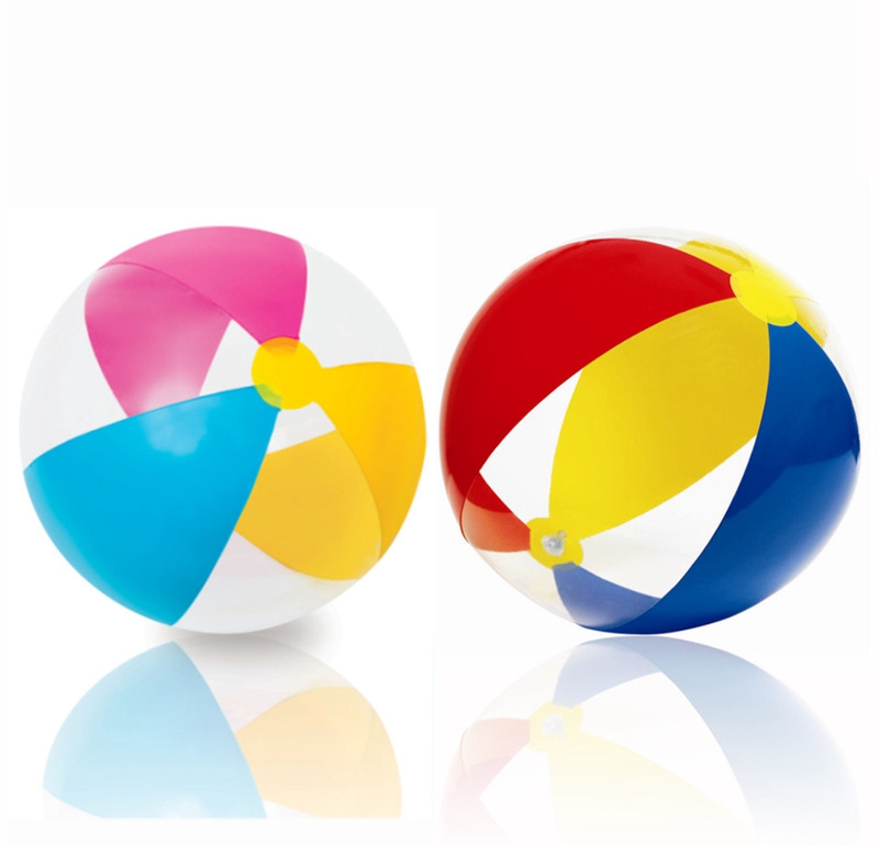 Top Quality Colorful Beach Ball Custom Inflatable Ball