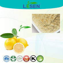 Freeze dried lemon powder